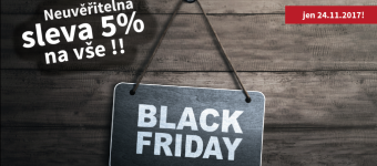 BLACK FRIDAY na POLYPRINT.CZ.